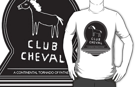 Club Cheval Tee by Mrlagare456