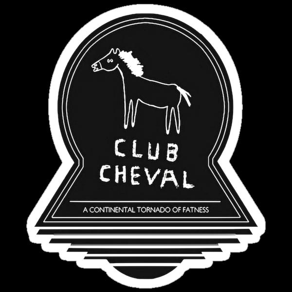 Club Cheval Tee by Mrlagare456