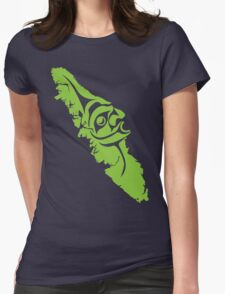 My Island Womens Fitted T-Shirt