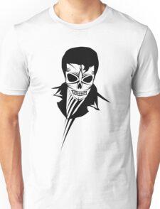 voo doo elvis black Unisex T-Shirt