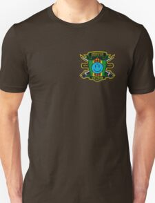 Watchmen - Nam Patch (embroidered) TLC T-Shirt