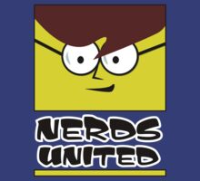 Nerds United - solidarity brothers! T-Shirt
