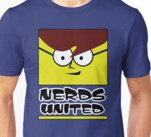 Nerds United - solidarity brothers! Unisex T-Shirt