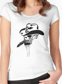 cowboy's revenge Women's Fitted Scoop T-Shirt