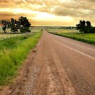 Saskatchewan Byway by Beth Mason