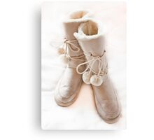 When its Cold Outside Canvas Print