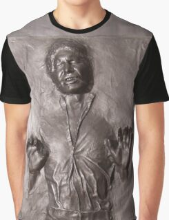 Han Solo Carbonite Graphic T-Shirt