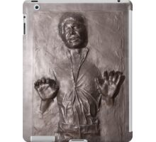 Han Solo Carbonite iPad Case/Skin