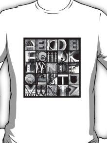 Savannah Alphabet T-Shirt