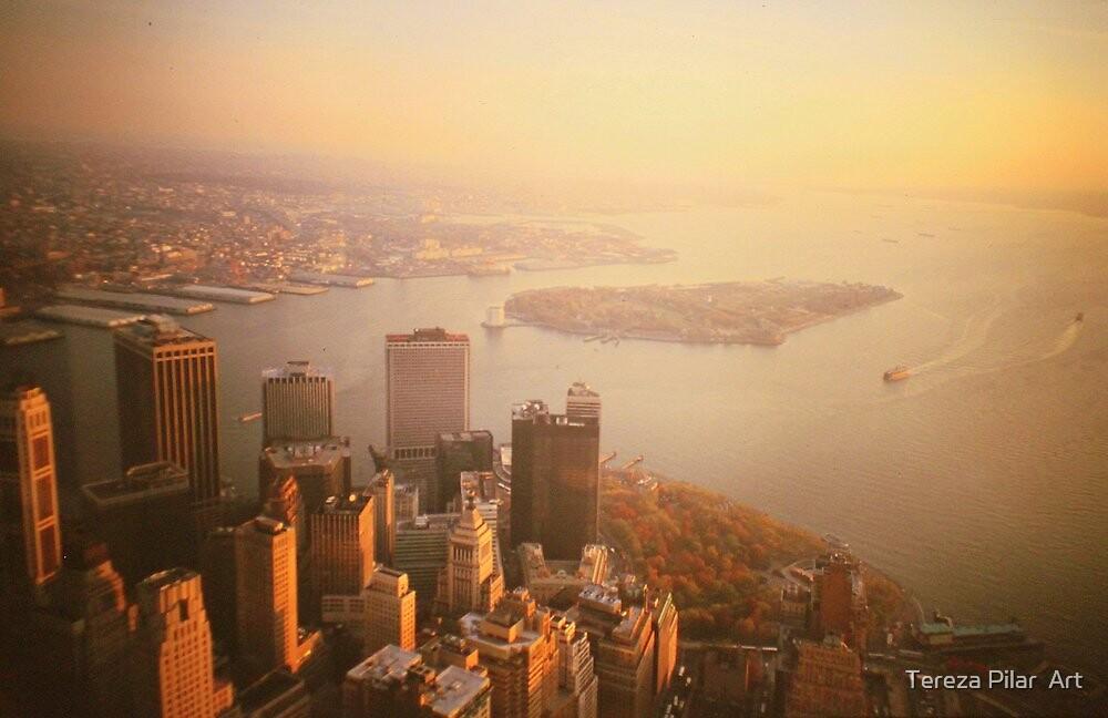 NYC VIII by terezadelpilar ~ art & architecture