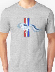 Rainbow Dash Tri-Bar (Original Color Left) T-Shirt
