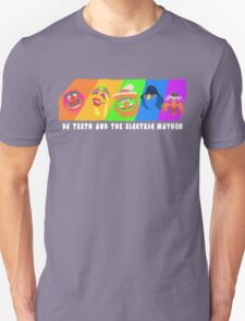 Dr Teeth and the Electric Mayhem Rainbow (The Muppets) T-Shirt