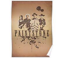 Paintstone Poster