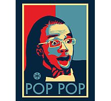 POP POP Photographic Print