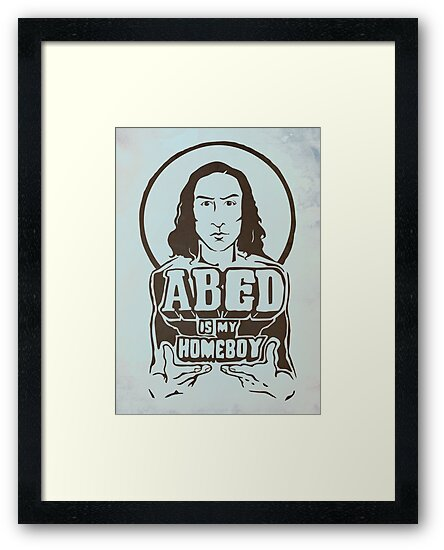 Abed Is My Homeboy by studown