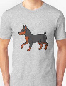 Black Miniature Pinscher T-Shirt
