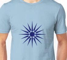 macedonia aids star Unisex T-Shirt