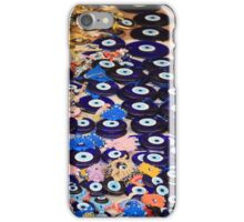 Protection From The Evil Eye - Boncuk Amulet iPhone Case/Skin