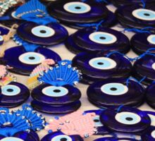 Protection From The Evil Eye - Boncuk Amulet Sticker
