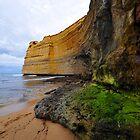 Gibson Steps. Port Campbell National Park, Victoria, Australia by Ralph de Zilva