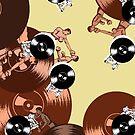 Vinyl Fight Desert Camo by DrewSomervell