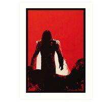 Thor [minimalist poster] Art Print