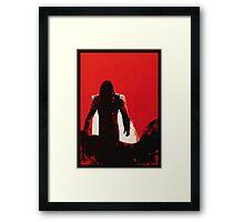 Thor [minimalist poster] Framed Print