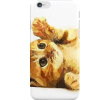 Wild nature - kitty iPhone Case/Skin