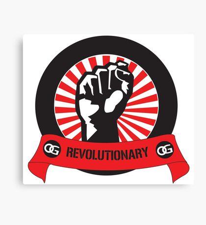 OG Revolutionary  Canvas Print