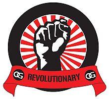OG Revolutionary  Photographic Print