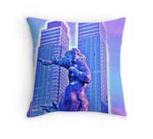 GOTHAM DANCER/SIREN(?) Throw Pillow