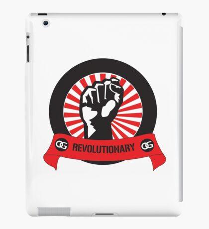 OG Revolutionary  iPad Case/Skin