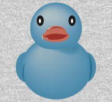 duck One Piece - Long Sleeve