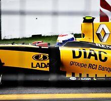 Formula 1  by Luke Donegan