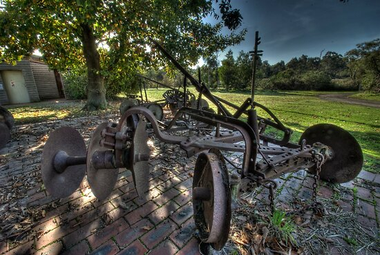 Final resting place (HDR) by Adam Le Good