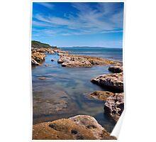 Honeymoon Bay, NSW, Australia Poster