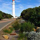 Split Point Lighthouse. Aireys Inlet, Victoria, Australia. (1891) by Ralph de Zilva