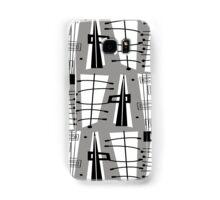 Mid-Century Atomic Era  Samsung Galaxy Case/Skin
