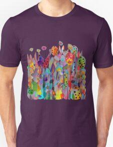Summer Garden Flowers T-Shirt