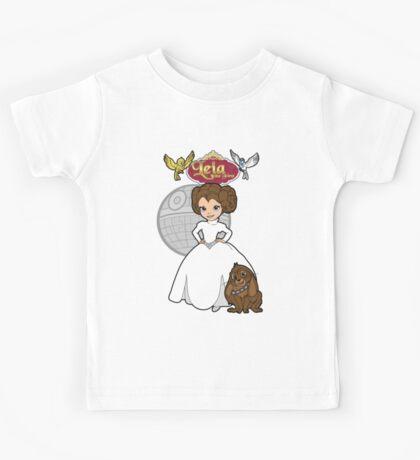 A Forceful Princess Kids Tee