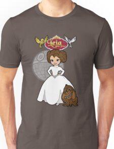A Forceful Princess Unisex T-Shirt