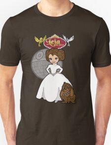 A Forceful Princess T-Shirt