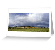 Vineyard I Greeting Card