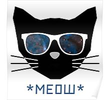 *Meow* Poster