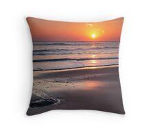 Marsden Beach Throw Pillow