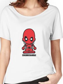Lil Chimichanga Women's Relaxed Fit T-Shirt