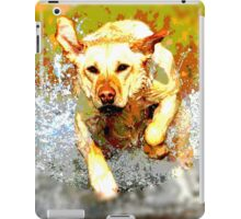 Wild nature - dog iPad Case/Skin