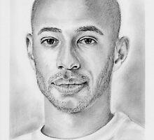 Thierry Henry by KerovinBlack