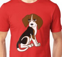 Cute Beagle Puppy Unisex T-Shirt