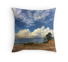 A Picture Perfect Afternoon Throw Pillow